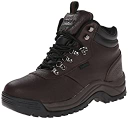 Propet Men\'s Cliff Walker Boot,Bronco Brown,13 5E US