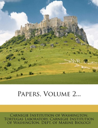 Papers, Volume 2...