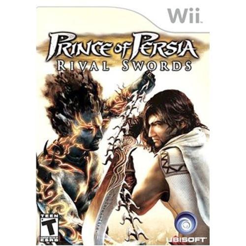 UBI Soft-Prince of Persia: Rival Swords