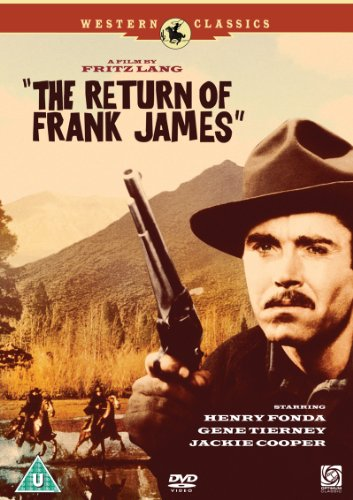 THE RETURN OF FRANK JAMES [IMPORT ANGLAIS] (IMPORT) (DVD)