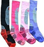 Ski Socks - 4 paires