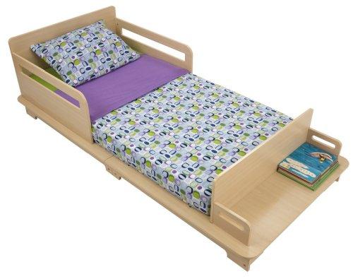 KidKraft Modern Toddler Cot