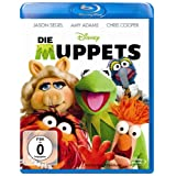 Die Muppets - Der Film [Blu-ray] - Adams, Amy, Cooper, Chris, Jones, Rashida, Segel, Jason, Bobin, James
