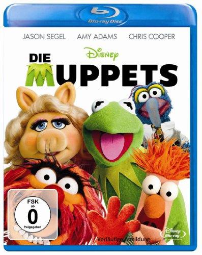 Die Muppets - Der Film [Blu-ray]