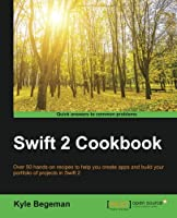 Swift 2 Cookbook Front Cover