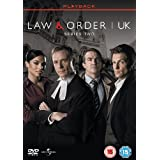 Law & Order: UK - Series 2 [DVD]by Bradley Walsh