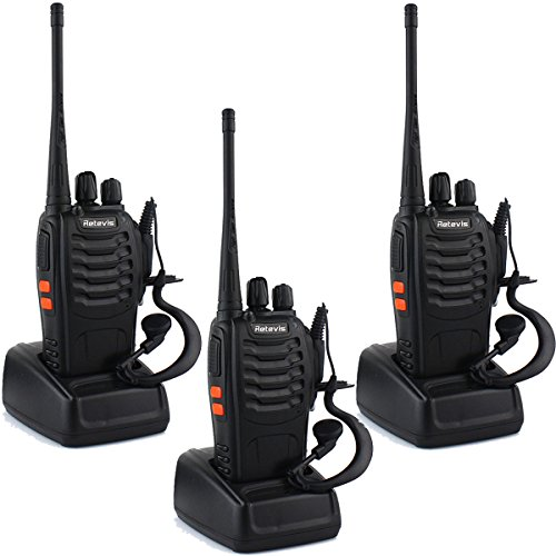 Retevis-H-777-Walkie-Talkies-UHF-400-470MHz-3W-16CH-CTCSSDCS-VOX-with-Original-Earpiece-3-Pack