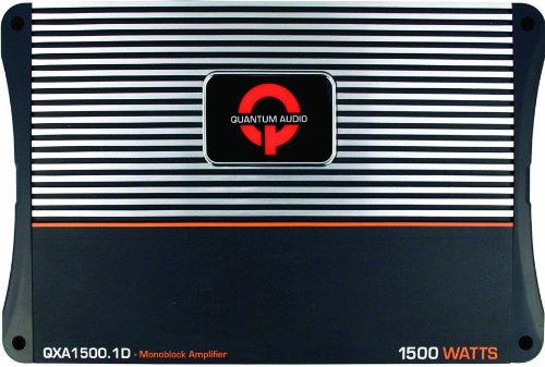 Quantum Qxa1500.1D Mono Qxa Amplifier