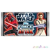 Star Wars Clone Wars Force Attax Series 4 Starter Pack