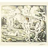 Les Baigneurs, by Paul Cezanne (Print On Demand)