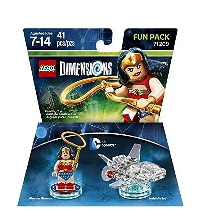 DC Wonder Woman Fun Pack - LEGO Dimensions