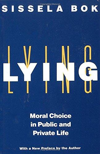 Buy Lying Now!
