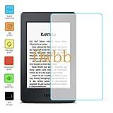 Owbb Protection écran en Verre Trempé pour Kindle Paperwhite, 15 cm (6 pouce) Tablet Films de protection Transparents Ultra Clear