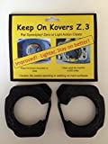 keep on kovers Z.3 スピードプレイ専用 耐久性UP 穴開きクリートカバー ZERO/LIGHT ACTION対応