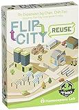 Flip City Reuse Board Game