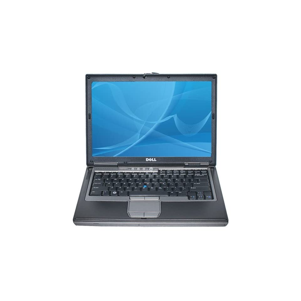 (Refurbished) Dell Latitude D630 14.1 Laptop PC   Silver Notebook Computer   120 GB Hard Drive   2 GB RAM   Intel Core 2 Duo 2.0 GHz Processor   15 day money back satisfaction guarantee and 90 Day Warranty