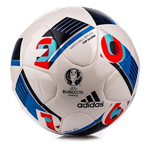7360a3ab6f78d adidas Performance Euro 16 Top Glider Soccer Ball
