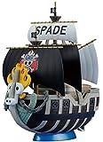 ワンピース 偉大なる船(グランドシップ)コレクション スペード海賊団の海賊船 プラモデル