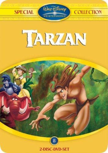 Tarzan (Best of Special Collection, Steelbook) [2 DVDs]