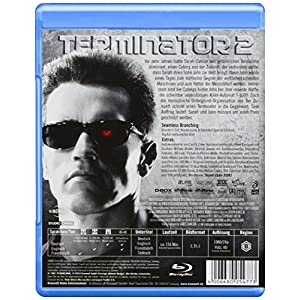 Terminator 2/Special Edition [Blu-ray] [Import allemand]