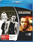 Collateral Damage / Eraser (Arnold Schwarzenegger) (Blu-ray Double) Blu-Ray
