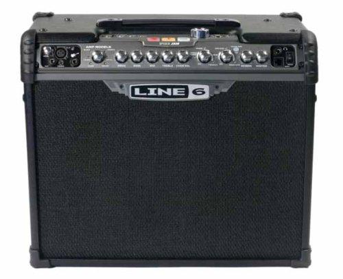 "6/"" Speaker; 20 Watt Pyle Pro PVAMP20 Vamp Series Guitar and Bass Amp R"