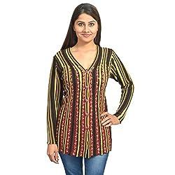 KTC women's woolen cardigans( multicolour)