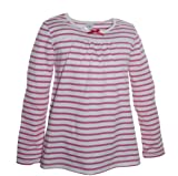Mini Boden Candy Stripe Pyjama Top