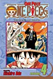 Eiichiro Oda One Piece Volume 4