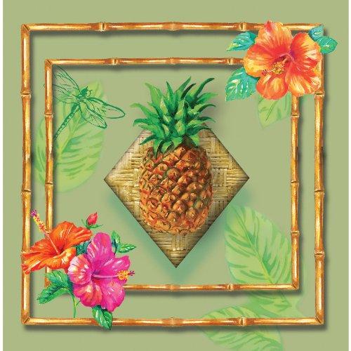 Tahiti Tropics Luncheon Napkins