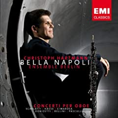 Bella Napoli - Oboe Concertos
