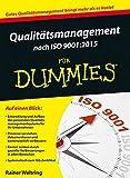 Image de Qualitätsmanagement nach ISO 9001:2015 für Dummies