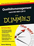 Qualit�tsmanagement nach ISO 9001:201...