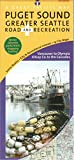 img - for Puget Sound + Greater Seattle Road & Recreation, 7th Edition book / textbook / text book
