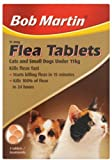 Bob Martin - Flea Tablets for Cats & Small Dogs x 3 Tablet Pack