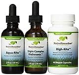 Native Remedies Diabetonic, 2 fl oz Aqua-Rite and High-Rite by Native Remedies