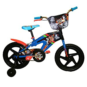 Best 16 Inch Boys Bikes Best buy WWE Boys Bike