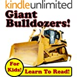Big Bulldozers: Giant Bulldozer Photos And Dirt Action On The Jobsite! (Over 50 Photos of Giant Bulldozers Working)