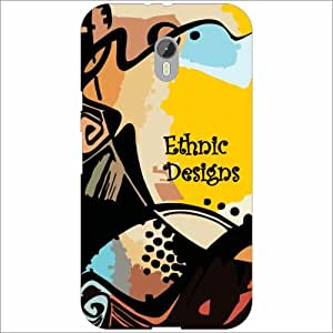Motorolla Moto G Turbo Back Cover - Silicon Ethnic Designs Designer Cases