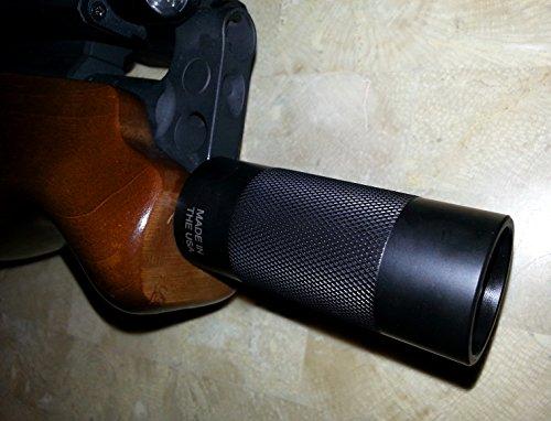 Modular Ultra Low Concussion Rifle Muzzle Brake And Accessory Mount AR AK USA (UM14