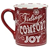 Tidings of Comfort and Joy Mug