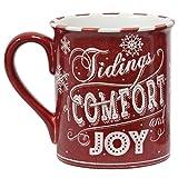 Tidings of Comfort and Joy Mug