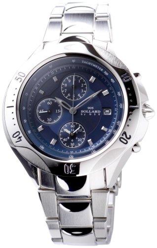 GSX (ジーエスエックス) 腕時計 BOLLARD ボラード GSX905SBL クォーツ メンズ