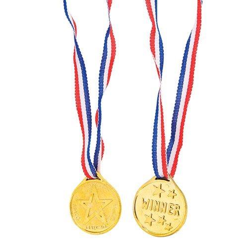 Rhode Island Novelty 36 Winner Award Medals
