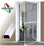 Insektenschutztür Alu Rahmen System für Türen 120x240cm...