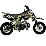 Monster Moto MM-X70FG 70cc Pit Bike - Green