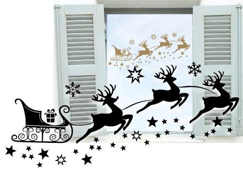 Weihnachtsdeko F R Schaufenster Was