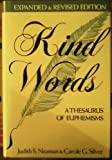 img - for Kind Words: A Thesaurus of Euphemisms book / textbook / text book