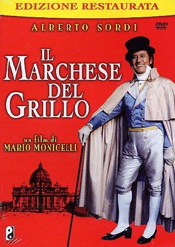 Il marchese del Grillo(edizione restaurata) [Italia] [DVD]
