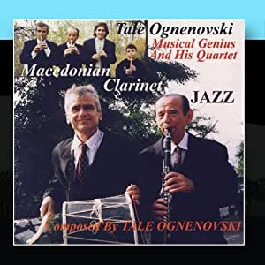 Macedonian Clarinet Jazz Composed by Tale Ognenovski